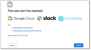 Lessons from Slack, GCP and Snowflake outages | Zebrium