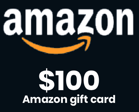$100 Amazon Gift card from Zebrium