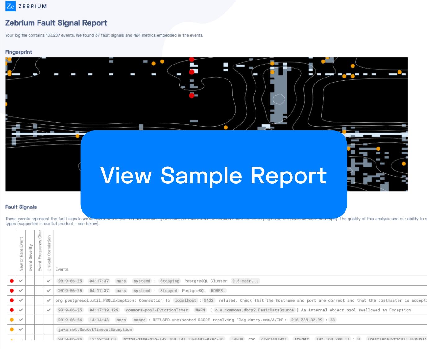 Sample report v6